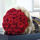 Luxury 24 Grand Prix Rose Hand-tied